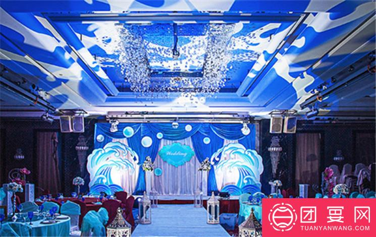 金钱豹大酒店 延安西路店婚宴图片