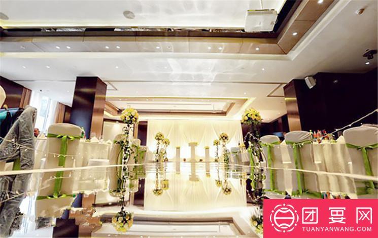 北京东方美爵酒店婚宴图片