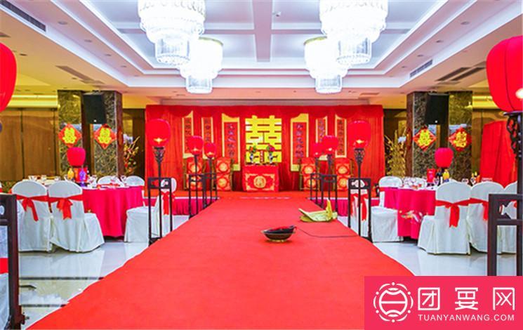蜀国演义 东直门店婚宴图片