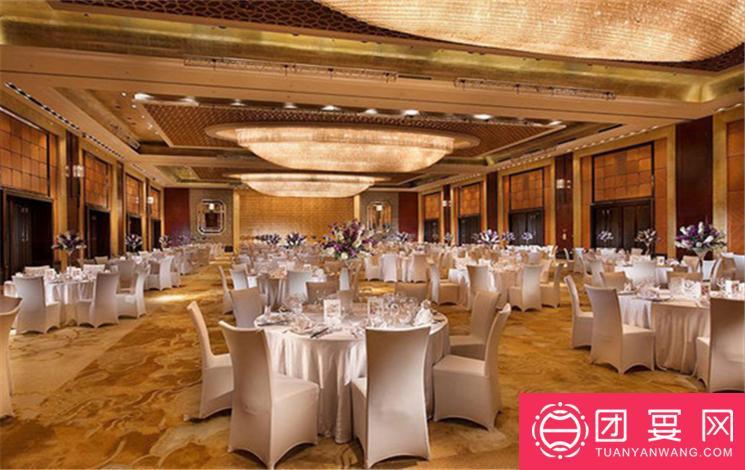 万达索菲特大饭店婚宴图片