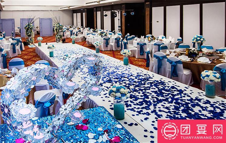 北京丽都维景酒店婚宴图片