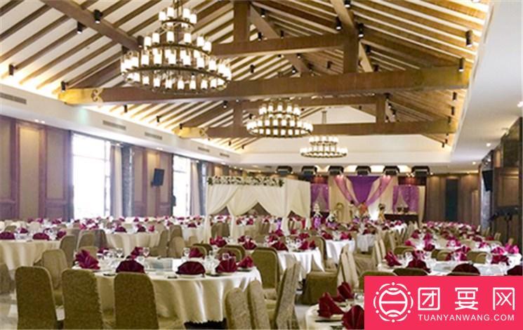 凯博庄园婚宴图片