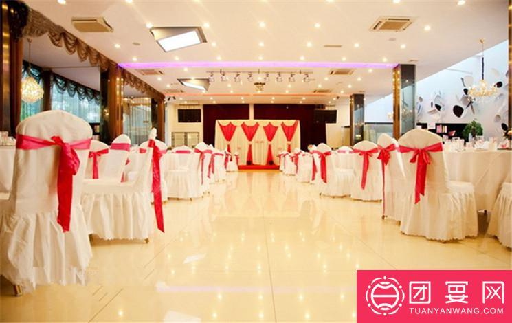 上海国展宝龙丽筠酒店婚宴图片