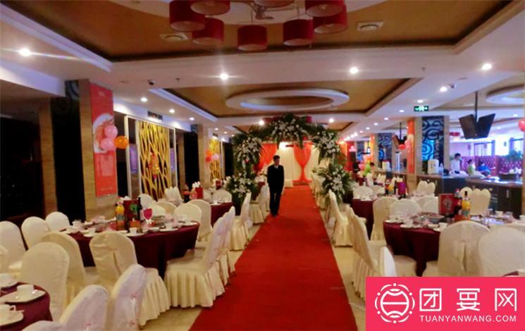 武汉碧玺餐厅婚宴图片