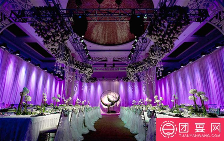 西高贵宾楼婚宴图片