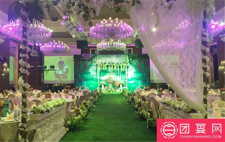 雅和睿景婚宴图片