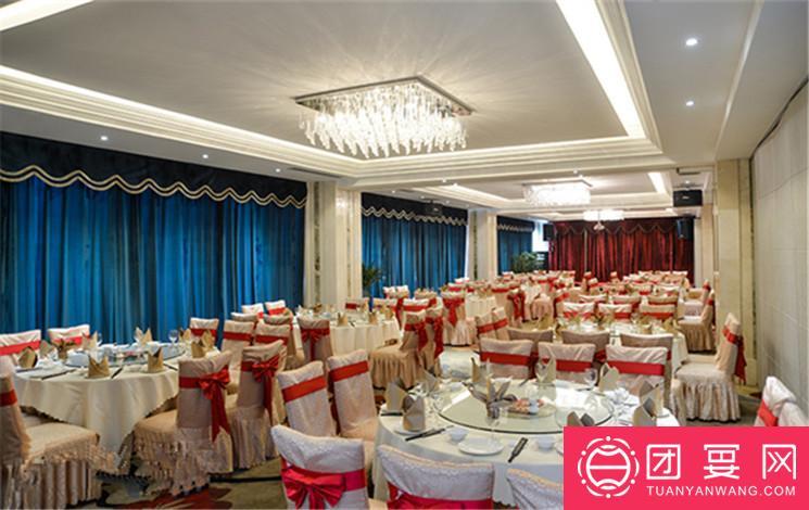 鑫阿丹园光谷国际酒店婚宴图片