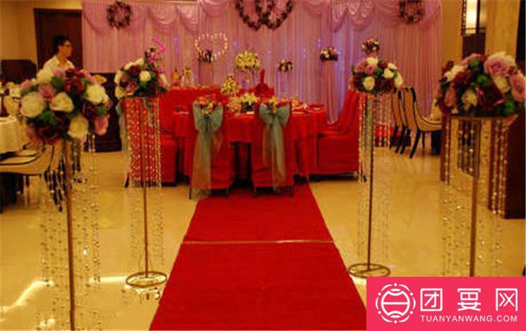 武汉光谷君和格雷斯酒店婚宴图片