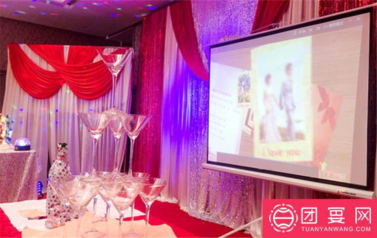 武汉希克酒店婚宴图片