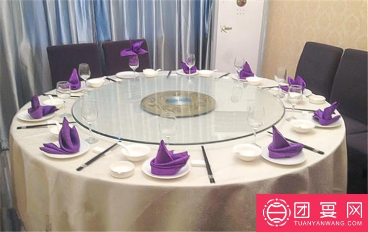 嫣书食府婚宴图片
