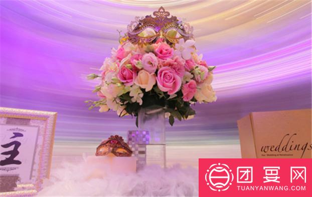 格拉斯婚礼小镇婚宴图片