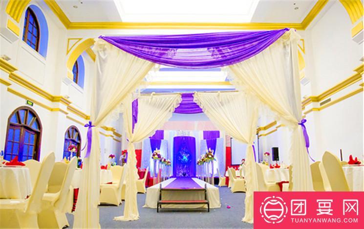 金紫银海鲜 顺义店婚宴图片