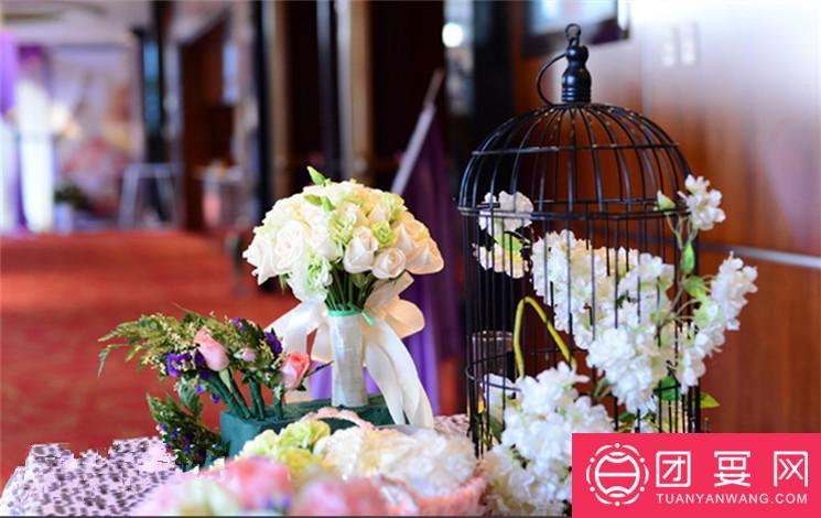 光明万丽酒店婚宴图片