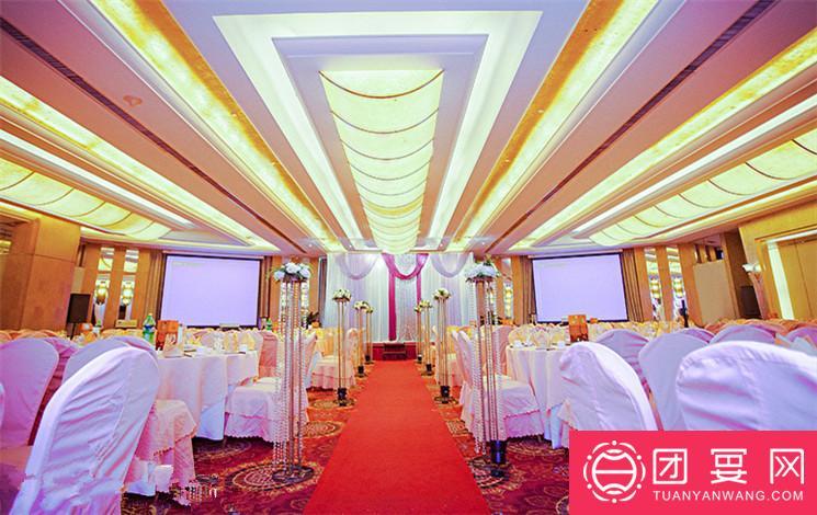 五月花大酒店婚宴图片