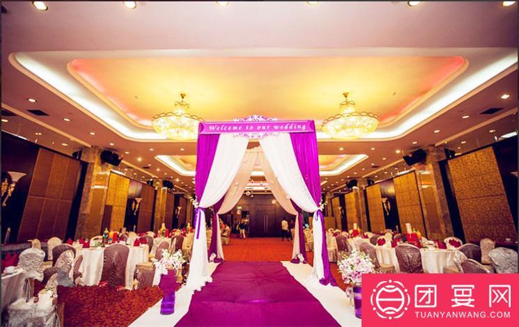 保利大酒店婚宴图片