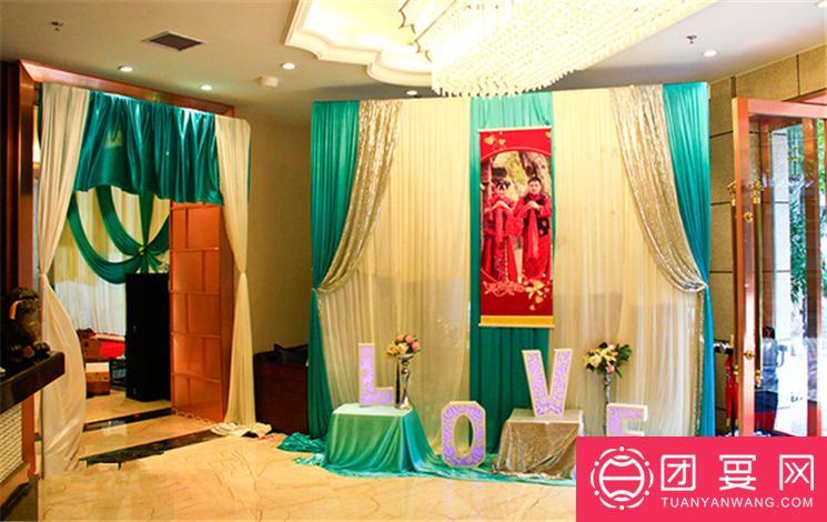 通缘酒店婚宴图片
