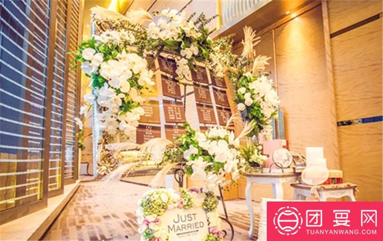 湖滨花园大酒店婚宴图片
