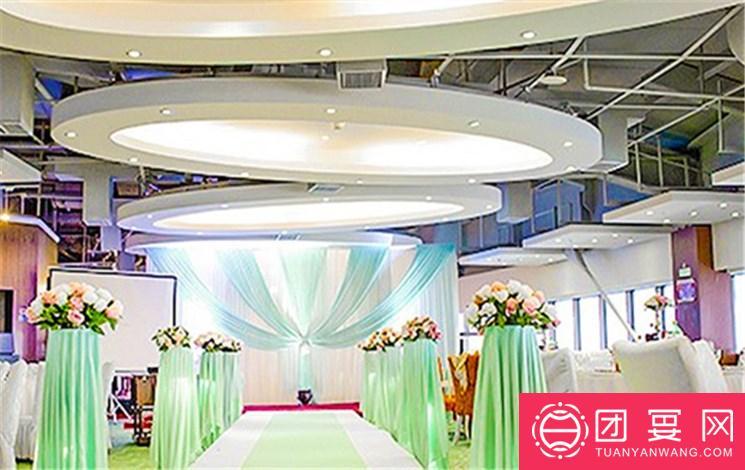 上海海逸海鲜酒家 南桥店婚宴图片