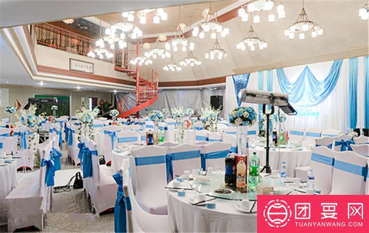 上海南桥绿地铂骊酒店婚宴图片