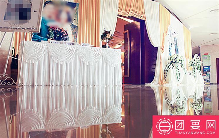 长江大酒店婚宴图片