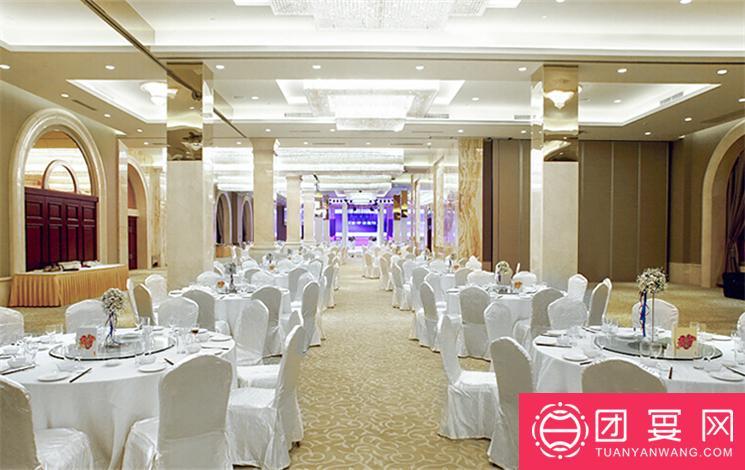 新华诺富特大酒店婚宴图片