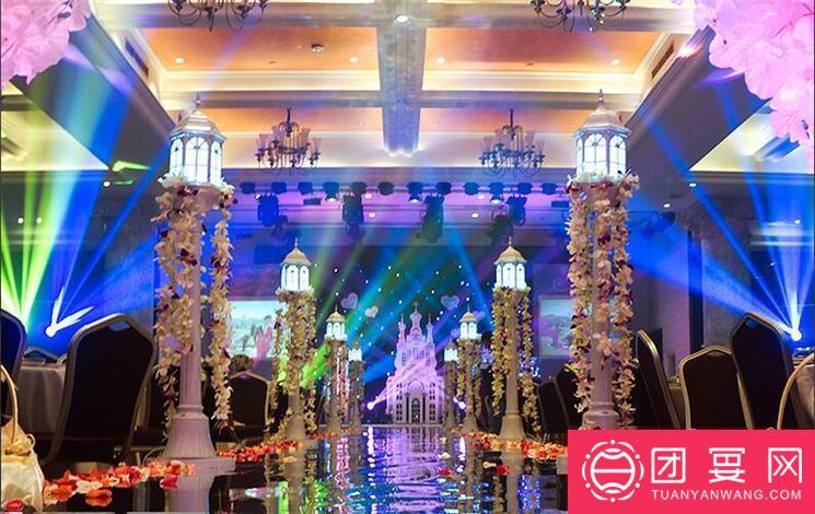 石祥瑞莱克斯大酒店婚宴图片
