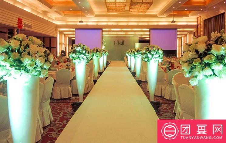 海外海百纳大酒店婚宴图片