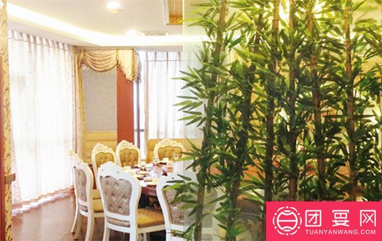 杭州金溪山庄婚宴图片
