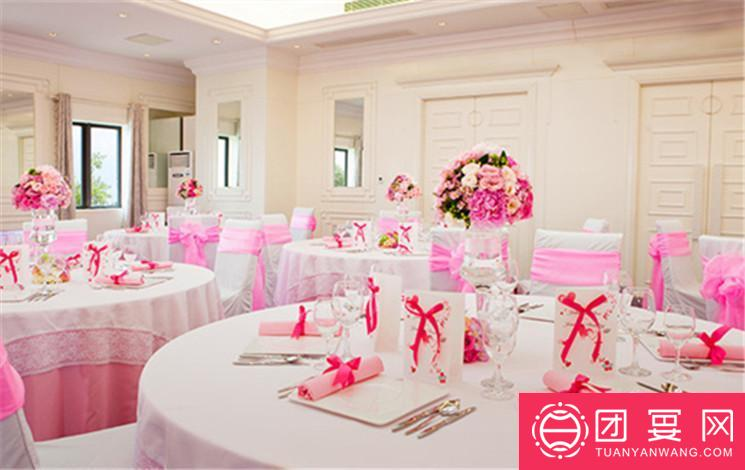 青桃花园餐厅婚宴图片