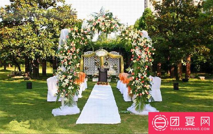 天地花苑酒店婚宴图片