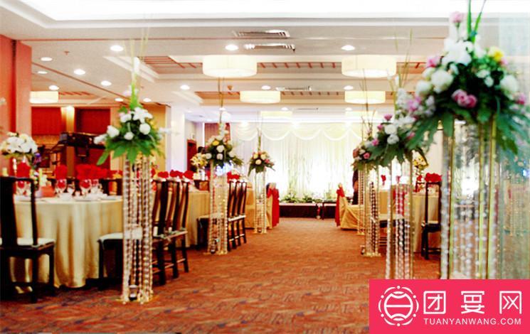 金陵晶元婚宴图片