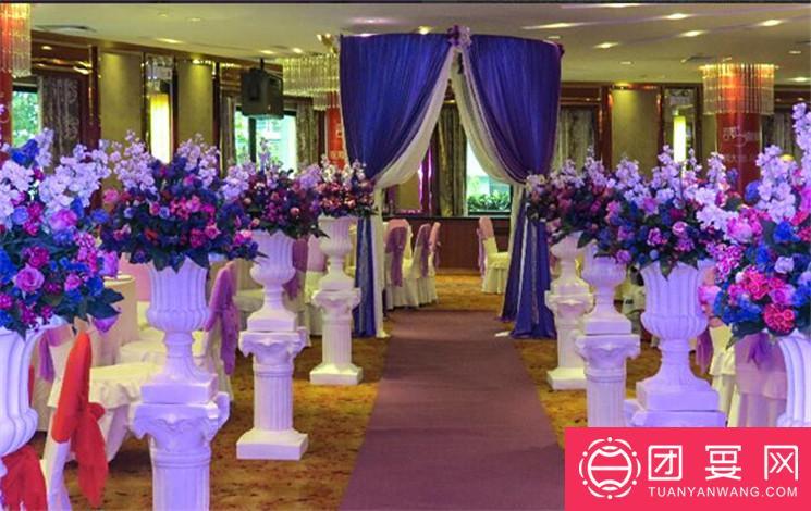 新兴大酒店婚宴图片