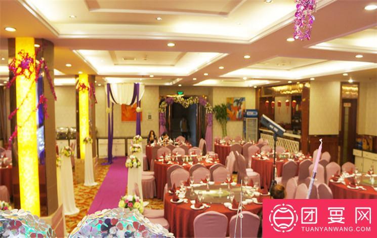 华东饭店 华东壹号时尚餐厅婚宴图片