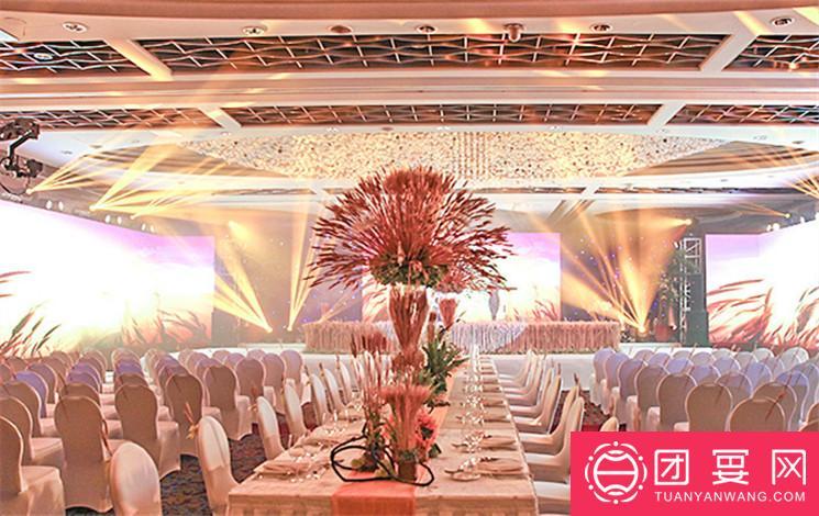 宁波万豪酒店婚宴图片