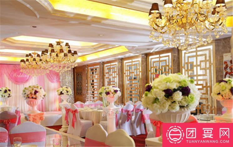 浙海大酒店婚宴图片