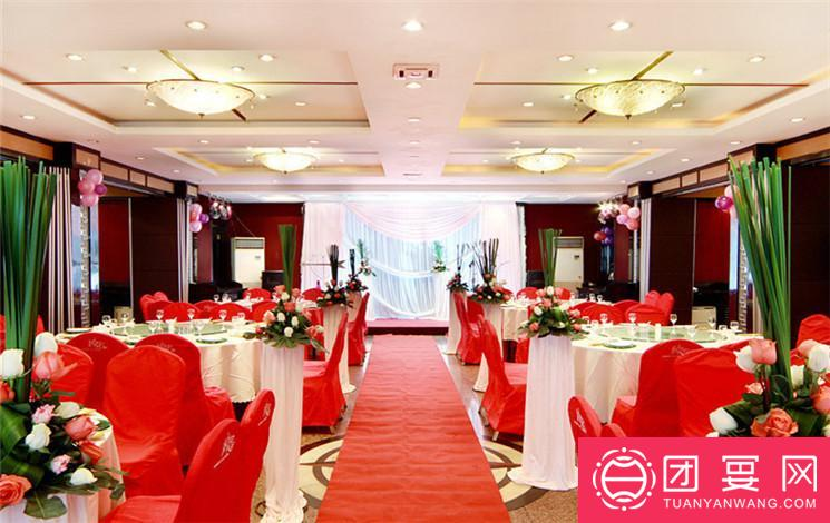 名人府大酒店婚宴图片