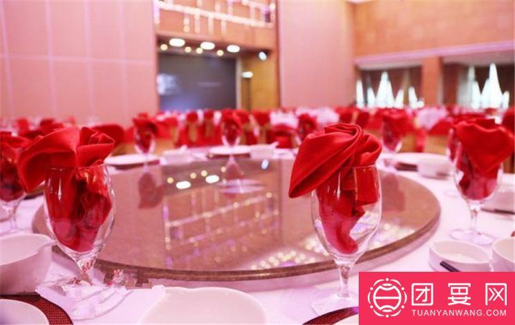 杭粤会酒店婚宴图片
