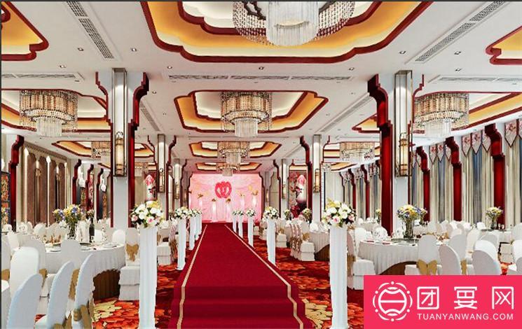 石浦大酒店 百丈店婚宴图片