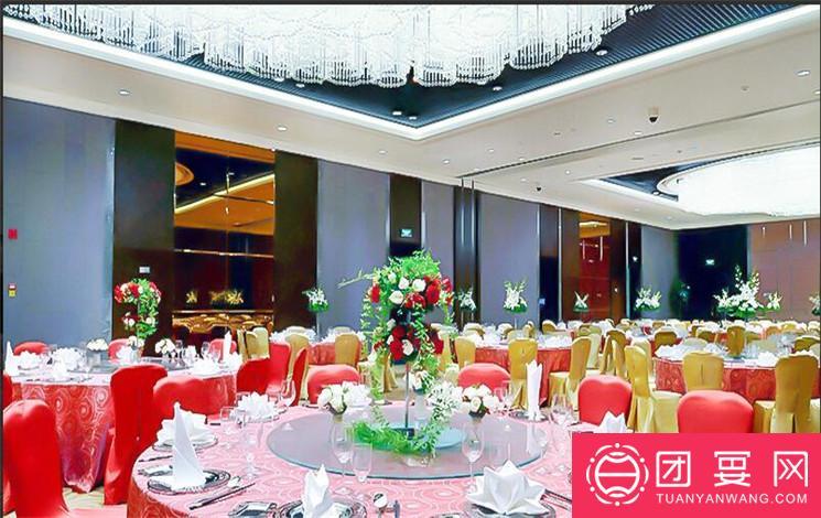 宁波逸东豪生大酒店婚宴图片