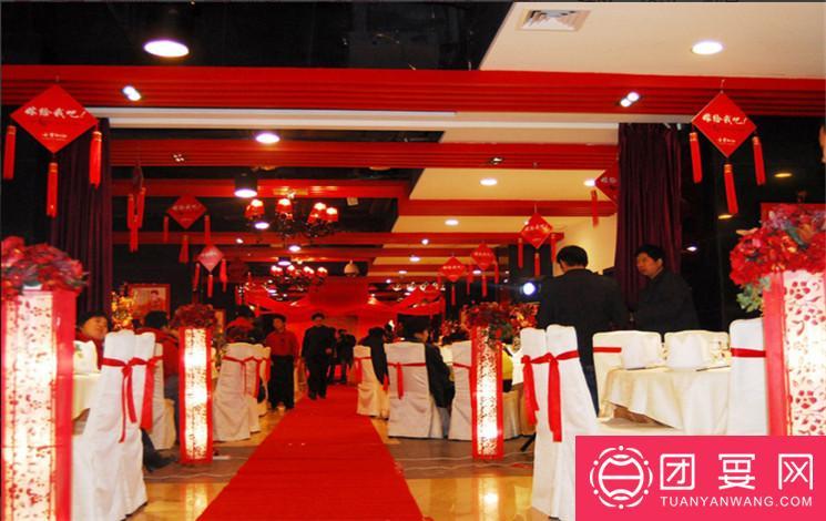 天海大酒店婚宴图片