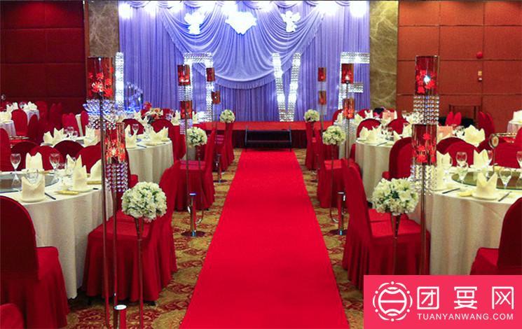 宁波大酒店婚宴图片