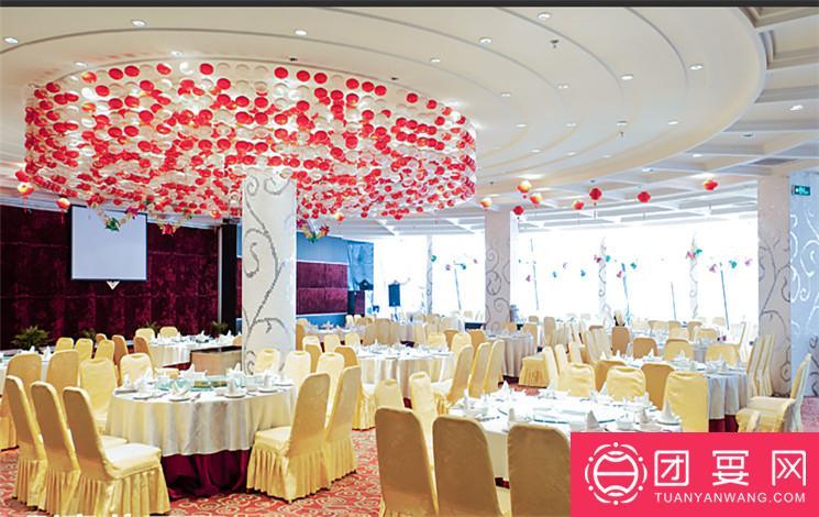 秦淮印象酒店婚宴图片