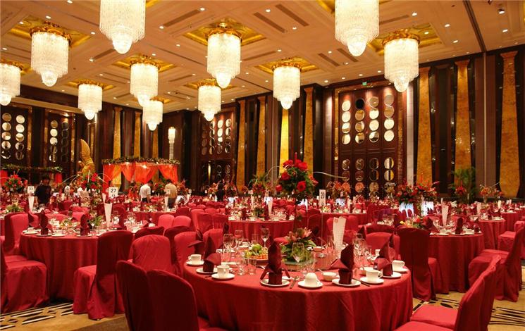 香港名粤轩婚宴图片