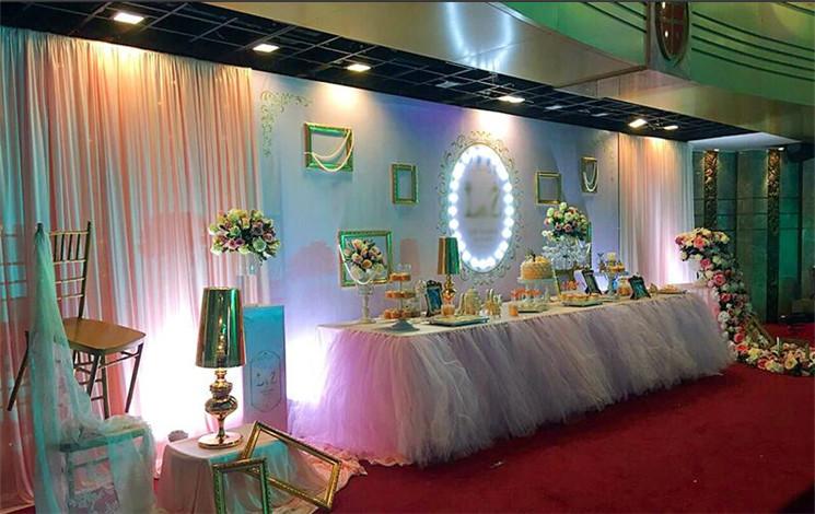 长福宫婚宴图片