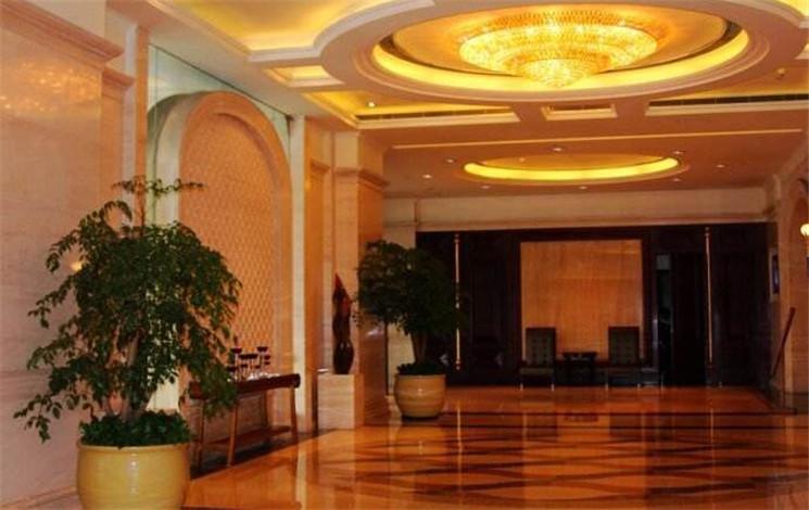 歌德大酒店婚宴图片