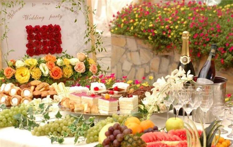杭州雷迪森龙井庄园婚宴图片