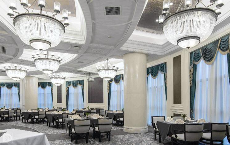 京基海湾大酒店婚宴图片