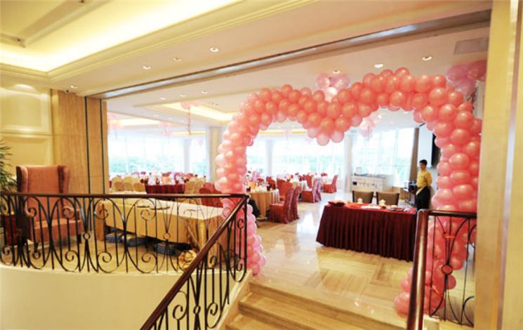 星宴海鲜酒家婚宴图片