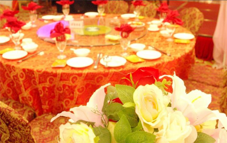 宝悦酒店婚宴图片
