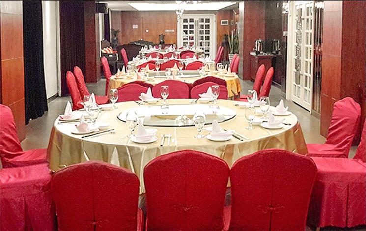 帝文娜公馆酒店婚宴图片